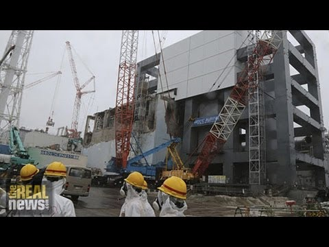 In Unprecedented Move, Spent Fuel Rods To Be Removed from Fukushima Reactors
