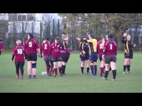 Hitchin RFC Ladies v Crowthorne Ladies - 22nd November 2015
