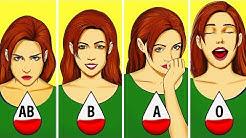 Was Deine Blutgruppe Über Deine Persönlichkeit Verrät