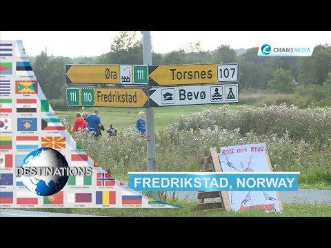 Destinations: Fredrikstad, Norway