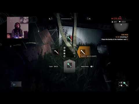 Käyttäjän Niilo22 PS4-live-lähetys DYING LIGHT Osa 5