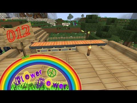 lLP Minecraft FlowerPower lPart 12l ENDLICH ENERGY !!!!!!!
