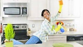 Генеральная уборка на кухне по списку, часть 2 / Spring cleaning(, 2015-04-07T05:44:24.000Z)