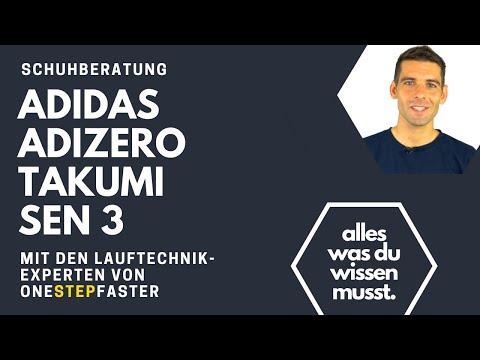 adidas ADIZERO TAKUMI SEN 3 Herren Laufschuh