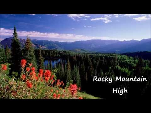 "John Denver-""Rocky Mountain High"""