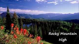 John Denver- Rocky Mountain High