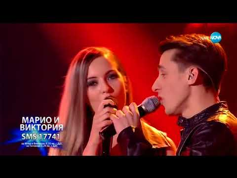 Марио и Виктория - Cose Della Vita - X Factor Live (03.12.2017)
