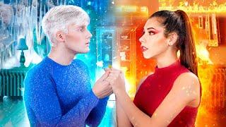 Download Panas vs Dingin / Kisah Cinta Pria Panas Dengan Gadis Dingin