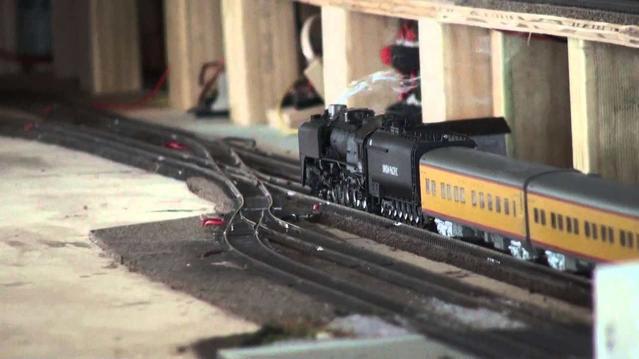 Ho Fef Union Pacific 844 Athearn Genesis Nico S Video