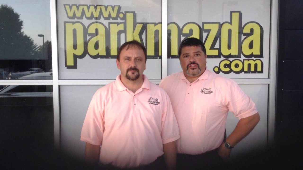 Park Mazda Of Wooster Supports The Susan G. Komen Foundation.