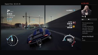 Playing Need For  Speed