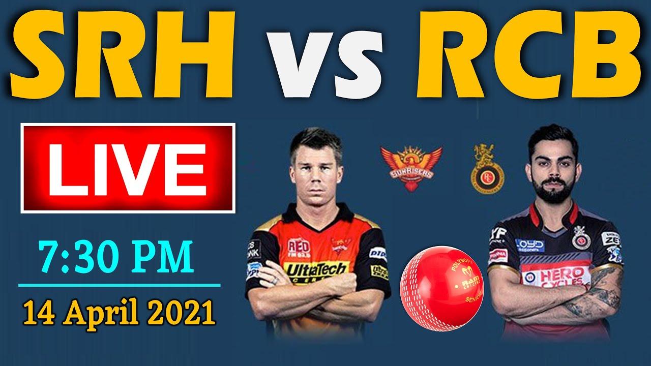 SRH vs RCB Playing 11, IPL 2021 Live Score ipl 2021 live cricket disney hotstar live cricket #shorts