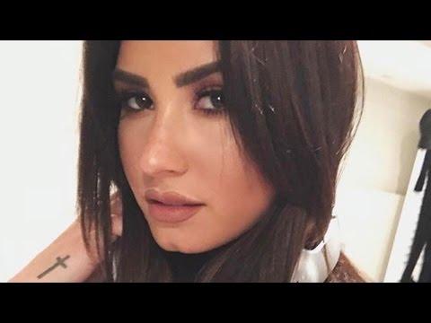 Demi Lovato Takes a Trip To Dubai With Her Crew: Pics!