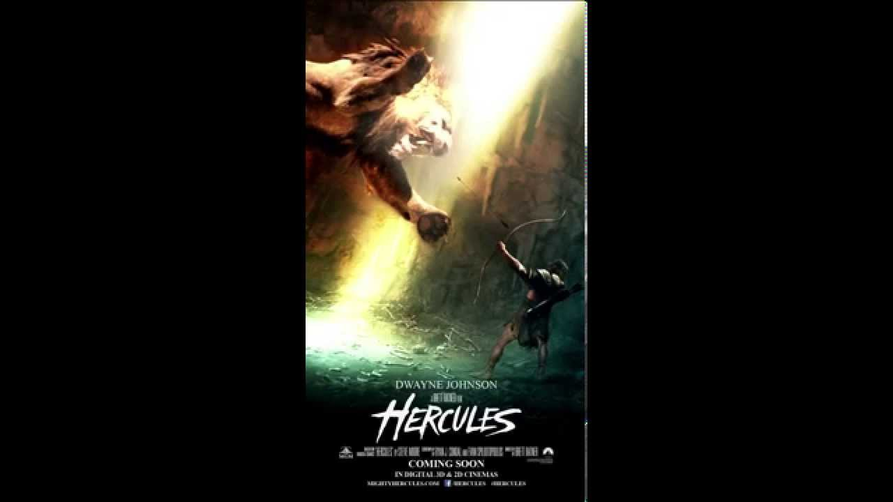 Dwayne Johnson fights a lion in &apos