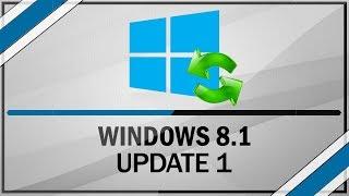 Como baixar e instalar o Upgrade 1 do windows 8.1 - Versão final / PT-BR