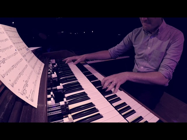 Ft. Ross Stanley - Hammond organ solo (Porgy & Bess Vienna)