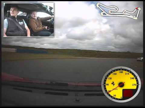 stage de pilotage en ferrari f430 sur circuit d 39 abbeville youtube. Black Bedroom Furniture Sets. Home Design Ideas