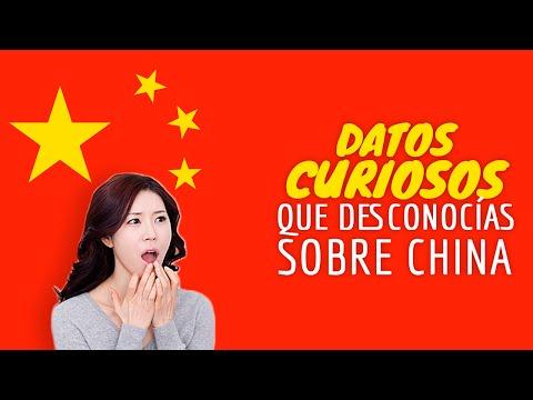 10 Datos Curiosos Que Desconocías Sobre China