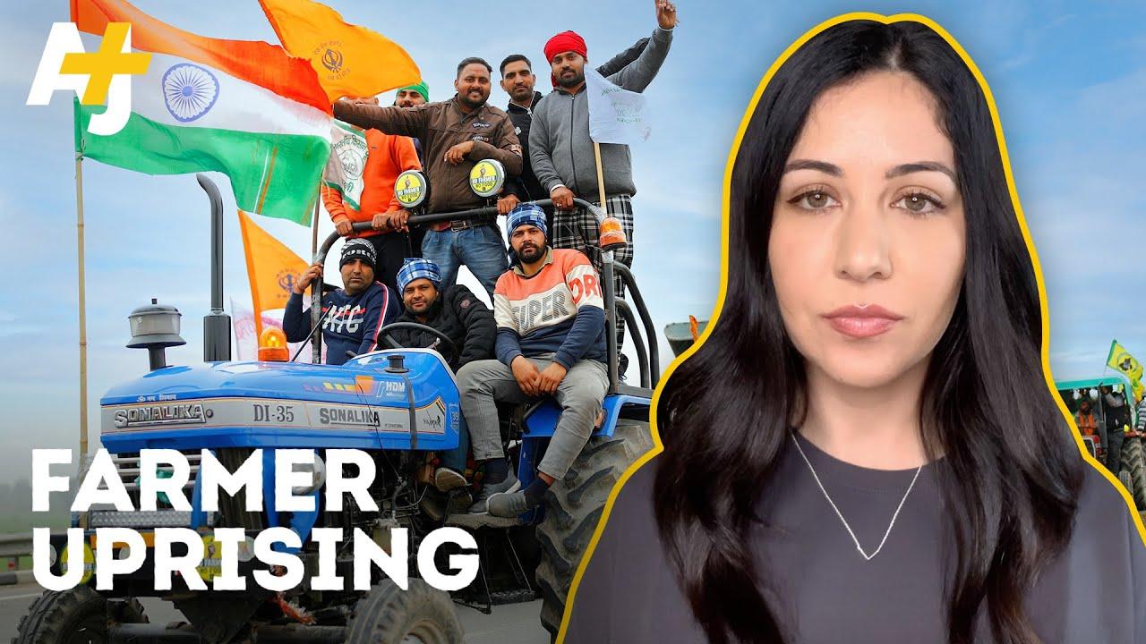 Inside India's Massive Farmer Protests