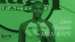 vuclip Dave Chappelle | Man Rape | Stand-Up Comedy