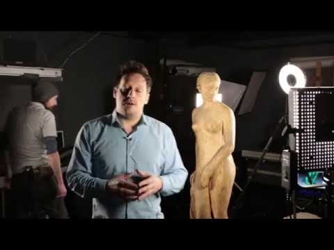 "3D Scanning the ""Greek Slave"" by Hiram Powers"