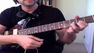 "Guitar Lesson: ""Jesus Doesn"