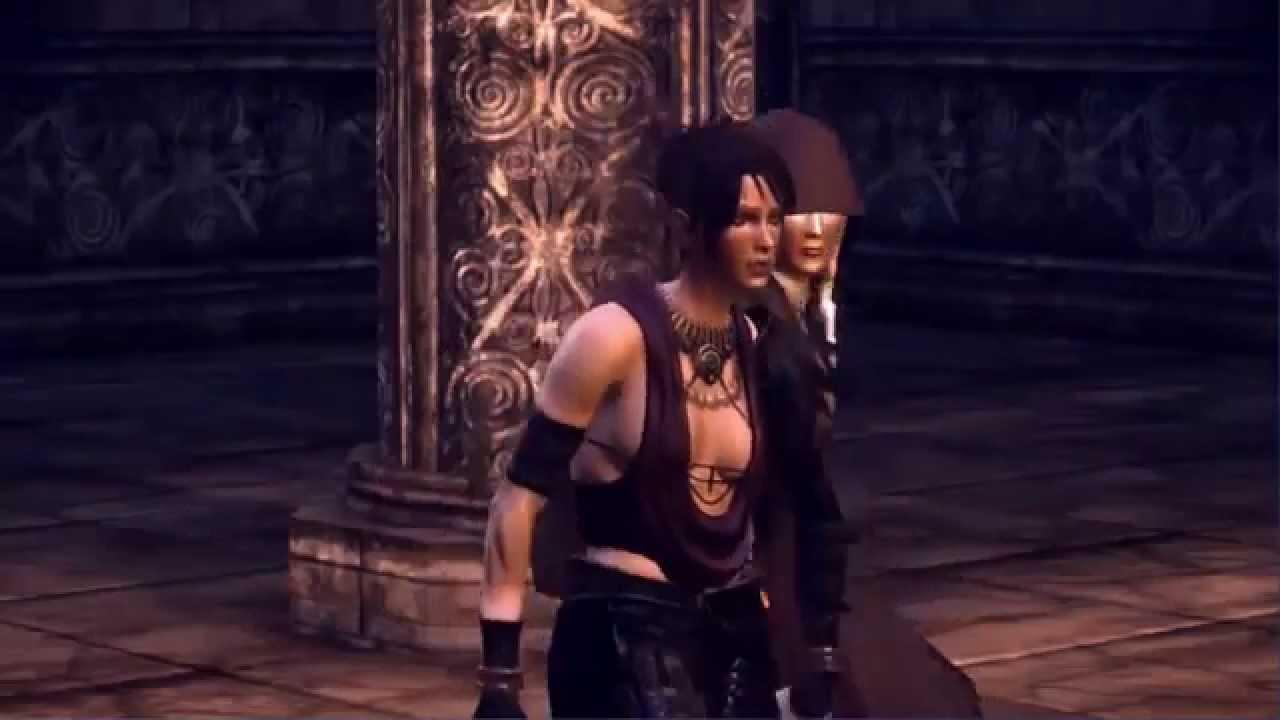 Dragon Age Origins - Secret Ending (Morrigan's Fate)