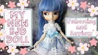 My New bjd автора Doll / BB Girl Doll Toy Unboxing and Review / Banggood / Розпакування Огляд Лялька BBgirl