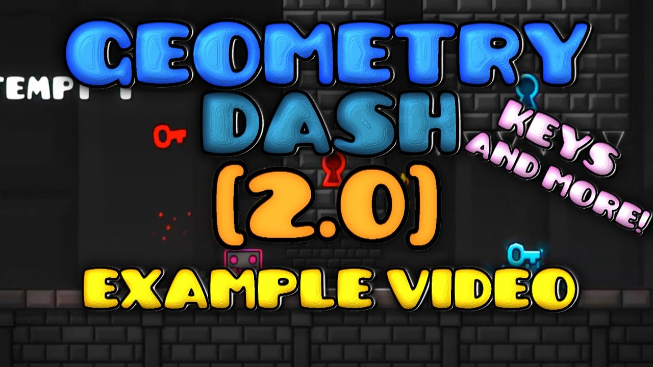 how to get the orange key in geometry dash