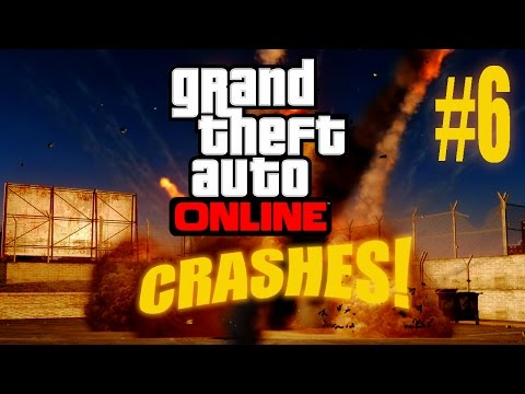 GTA V Crashes #6 (Rockstar editor)