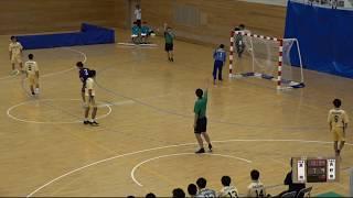 20180727 男子ハンドボール 1回戦 富岡群馬県 対 長野南長野県スポーツの杜 鈴鹿
