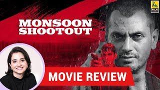 Anupama Chopra's Movie Review of Monsoon Shootout