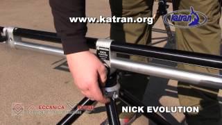 NICK95 KATRAN ROD POD COLLECTION models Nick Revolution Nick Evolution