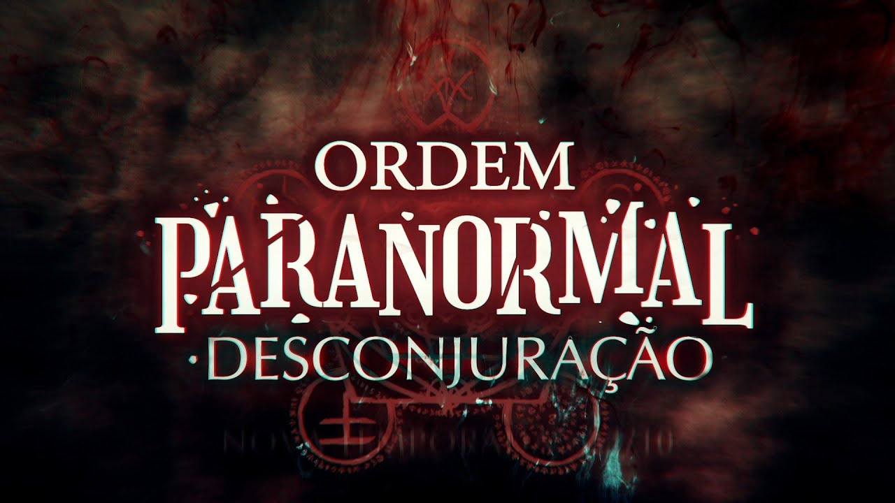Ordem Paranormal RPG: DESCONJURAÇÃO - Teaser