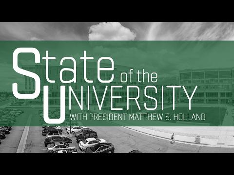 UVU- State of the University 2017