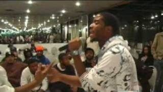 DADDY-O VS DICE (UnDerground king of philly 2)  HIPHOP   RAP BATTLE
