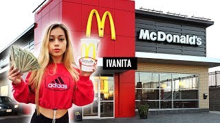Giving McDonald's Employees $1000 If They Spell My Name Right!