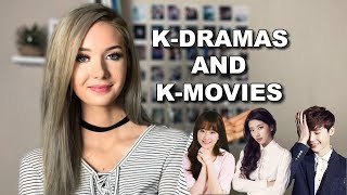 My K-drama and K-Movie recommendations for you! // ItsGeorginaOkay