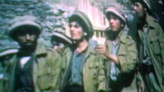 Live firefight of Ahmad shah Massoud Mujahideen and the soviet russian communists PDPA afghanistan