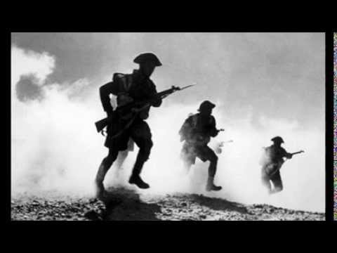 Return to Oasis - World War 2 - Soldier Poets of the Western Desert - Radio - Documentary