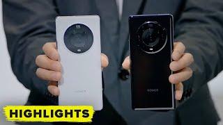 Honor reveals Magic 3 and Magic 3 Pro (with circular camera)