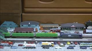 Nゲージ 貨物列車 EF210 桃太郎  チキ5500  EF210 桃太郎  コキ 5500   No2