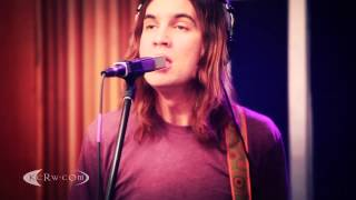 "Tame Impala performing ""Feels Like We Only Go Backwards"" Live on KCRW"