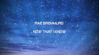 Rae Sremmurd Now That I Know (audio)2016