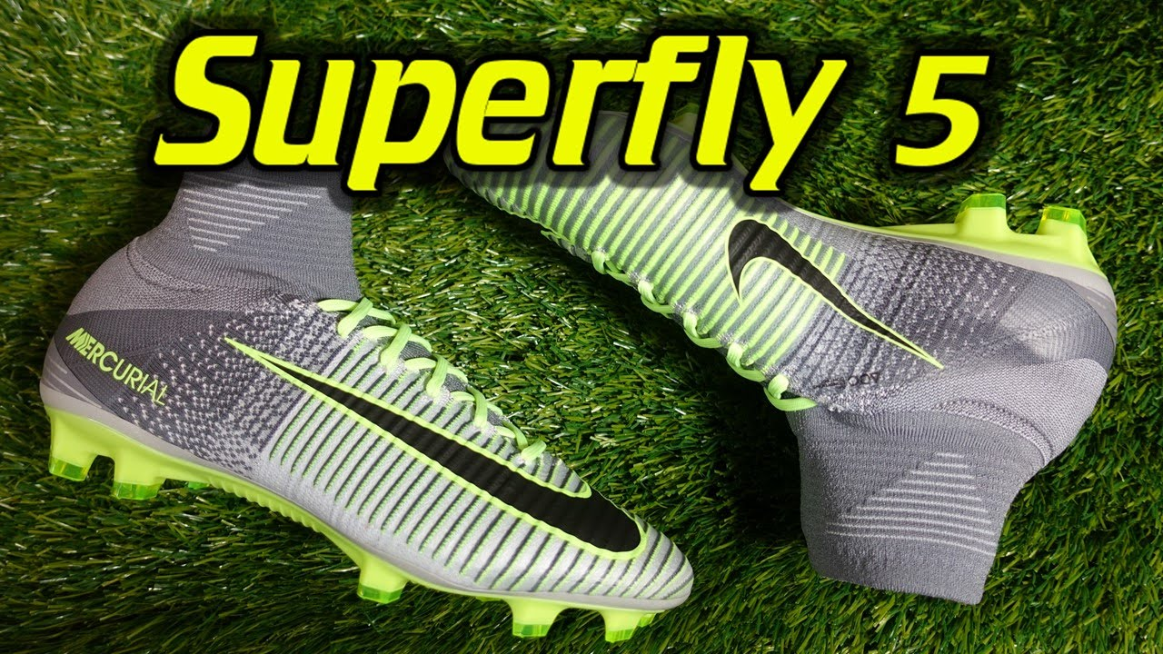 cheaper 157c7 e9222 Nike Mercurial Superfly 5 (Elite Pack) - Review + On Feet - YouTube