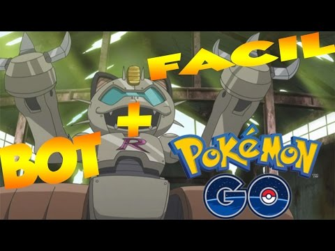 Tutorial Del Bot Mas Facil De Pokemon Go| Borregau