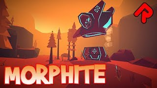 Morphite game: A low-poly No Man