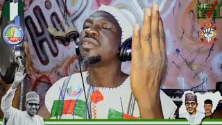 Bello Muhammad Bello ya wake Shugaba Buhari