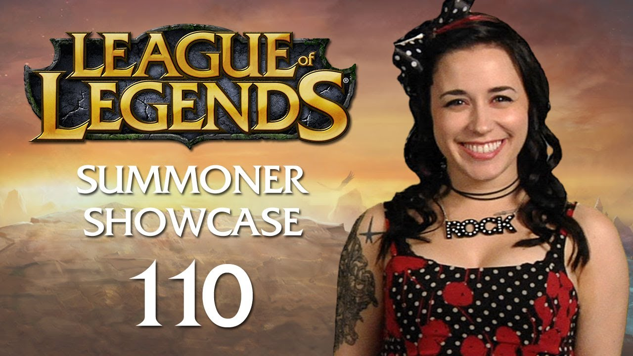 Nailed it: Summoner Showcase 110