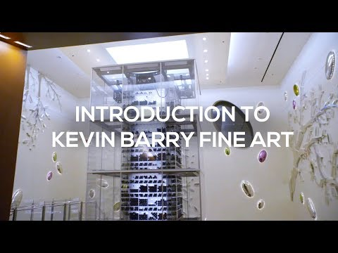 Introduction to Kevin Barry Fine Art - Art Consultants